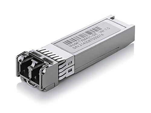 Multimodo TP-Link TXM431-SR Transceiver SFP+ LC 10GBase-SR hasta 300m o 33m Soporta Full-Duplex 850nm