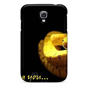 New I Am Watching You Tpu Case Cover, Anti-scratch CC WalkingDead Phone Case For Galaxy S4