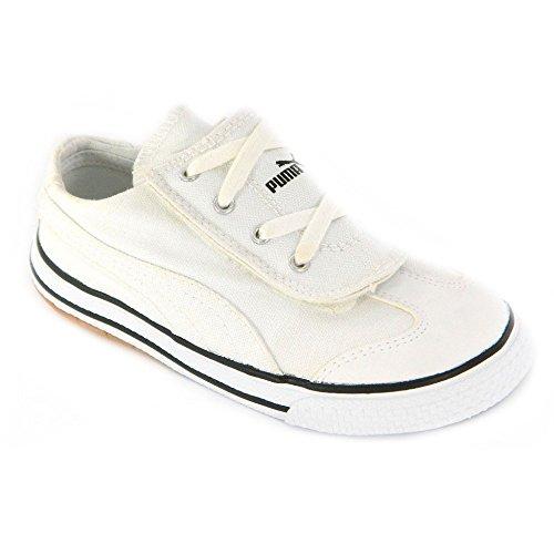 Puma scarpe bambino 917 LO V bianco-32