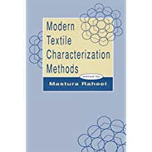 Modern Textile Characterization Methods: 13 (International Fiber Science and Technology)