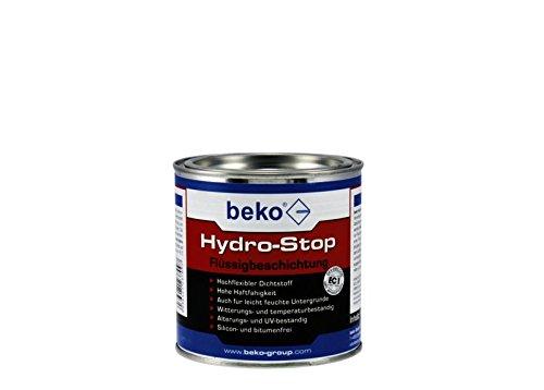 Beko - Hydro-Stop Flü ssigbeschichtung halbflü ssig 1 kg Dose
