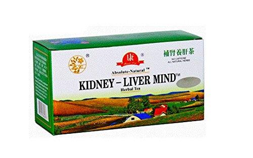 Kidney-Liver Mind Herbal Tea-20 Tea Bags