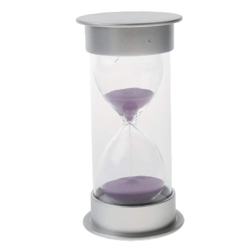 SM SunniMix Sabliers Minuterie Horloge de Sable Hourglass Minutes D/ésign/é 5 Minutes