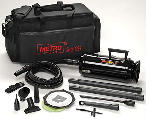 Pro Filtration (METRO DATAVAC PRO SERIES TONER VAC WITH MICRO CLEANING TOOLS AND CARRY CASE MDV-2TCA)