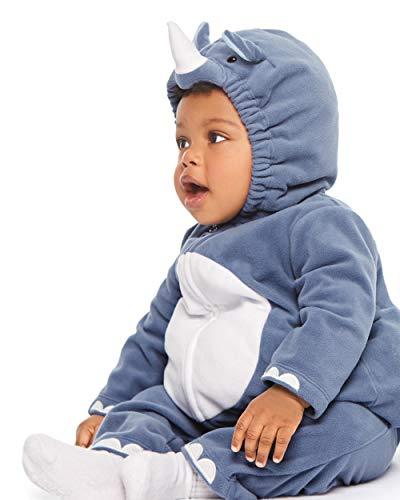 (Carter's Baby Boys' Little Rhino Costume 18)