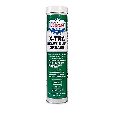 Lucas Oil 10301 X-Tra Heavy Duty Grease- 14.5 oz.