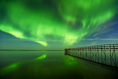 'Dance of the Northern Lights†by Mike Grandmaison by