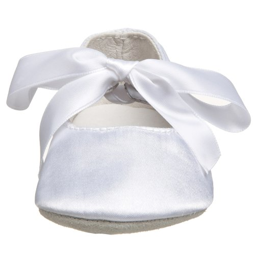 Lauren Layette White Kids' Satin Satin Briley Ralph K T1xqRBnwTd