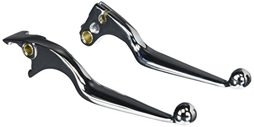 Style Lever Kuryakyn Wide (Kuryakyn 7421 Wide Style Levers for Honda Metric Cruiser with Cable Operated Clutches)