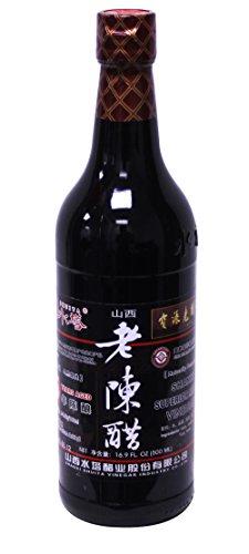 五年老陳醋 shanxi shuita naturally fermented superior mature Vinegar -5 years brewed. 500ml