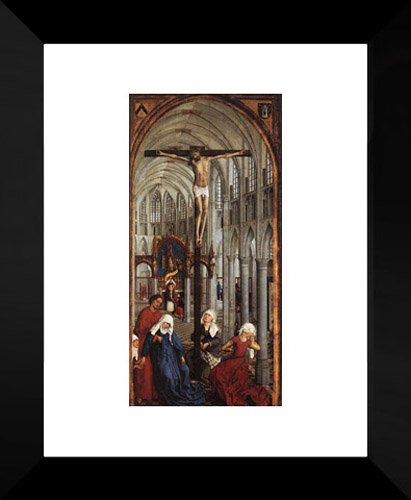 Amazon Com Seven Sacraments Altarpiece Central Panel 20x24 Framed