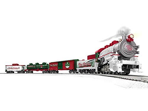 Lionel Trains - Winter Wonderland LionChief Set with Bluetooth, O Gauge