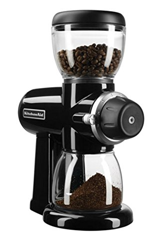 Kitchenaid Pro Line Coffee Grinder-onyx Black