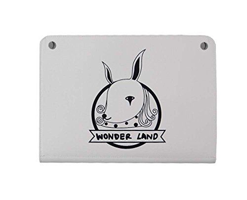 Schön Tasche Umhängetasche Damenhandtaschen Geldbörse, weiße Kaninchen