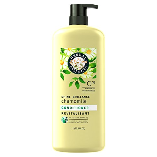 Love Fresh Flowers - Herbal Essences Shine Collection Conditioner, 33.8 FL OZ