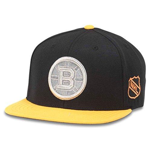 cb7fe7fcf5b Boston Bruins Flat Bill Hats