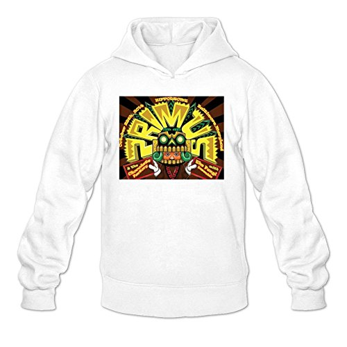(Men's Primus, And The Chocolate Factory Tour 2 Hoodie Sweatshirt)