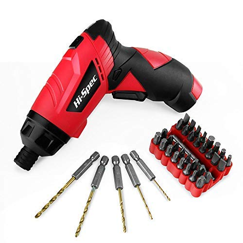 cordless screwdriver set