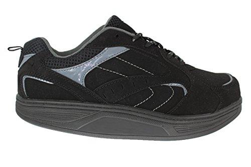 BA0088H Sportschuhe Gesundheitsschuhe Schuhe Sneaker Fitness Beruf Komfort Freizeit Wellness Herren Gastro v1dwqIx4C1