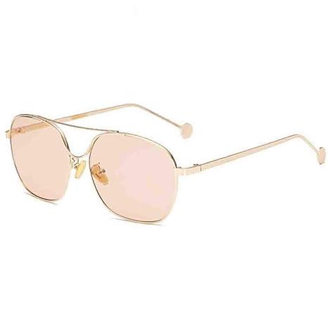 Hjyi Retro Gafas de Sol SeñOra De La Moda De Polarizadas Las ...