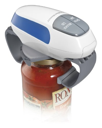 - Hamilton Beach Open Ease Automatic Jar Opener, Model 76800