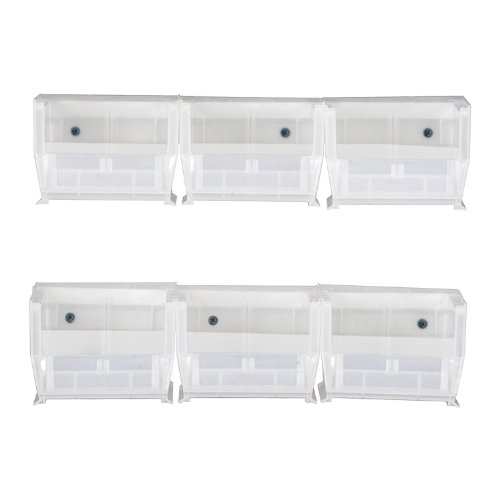 Quantum Storage Systems HNS200CL Hang & Stack Bins, with Two 12