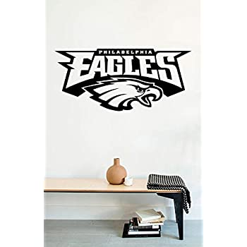Amazon Com Wall Decals Philadelphia Eagles Alternate Logo