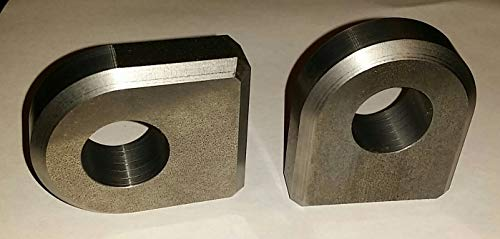 Weld Shackle Mounts JZ 905W Machined product image