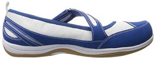 Blue Women's Navy Jules Easy Flat Tan Street White wBaYxnxpq