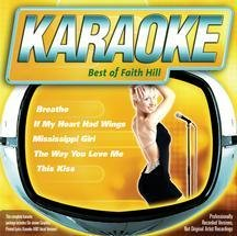 Faith Hill Karaoke - Karaoke: Best of Faith Hill