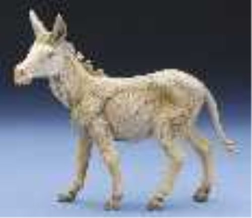Fontanini Standing Donkey Italian Nativity Village Animal Figurine