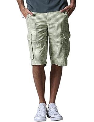 Match Men's Retro Cargo Shorts #S3625