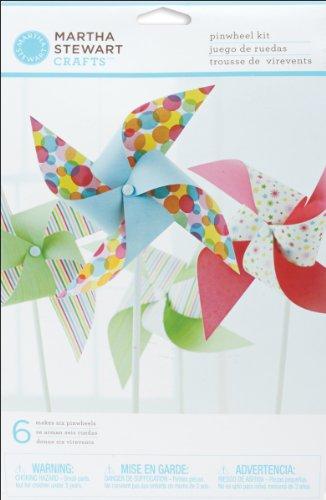 Martha Stewart Crafts Modern Festive Pinwheel Kit