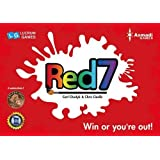 Lucrum Games LUC12903 Red7 Win Or You're Out Englisch Board Game