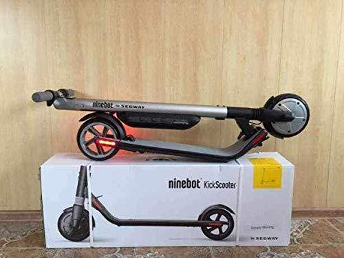 Patinete eléctrico Ninebot ES4 by Segway - Double batería ...