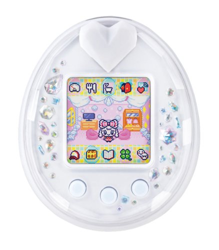 Tamagotchi Ps White