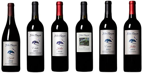 Eden Canyon Vineyards Mix Six Wine Gift Pack 6 x 750 mL by Eden Canyon Vineyards