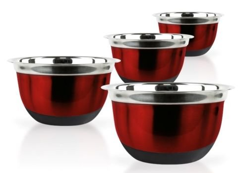 Prices for Arcosteel Stainless Steel Mixing Bowls - 1