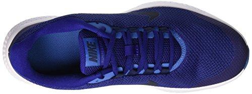 Runallday Azul Azul para Hombre de 402 Royal Obsidiana Zapatillas Running Binario Nike Bfwqq