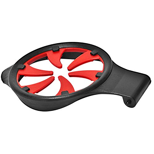 Valken V-MAX Plus Speed Feed-Black/Red by Valken