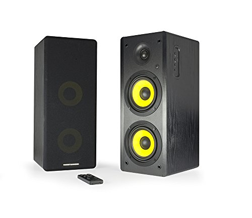 THONET AND VANDER HOCH BT active 350 watts HIGH END BLUETOOTH SPEAKER, great bass, integrated amplifier, Compatible with ipad, android, iphone, ipod by Thonet and Vander