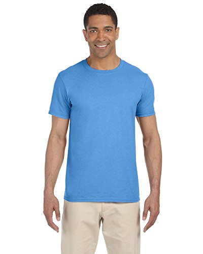 By Gildan Gildan Adult Softstyle 45 Oz T-Shirt - Iris - XL - (Style # G640 - Original Label) ()