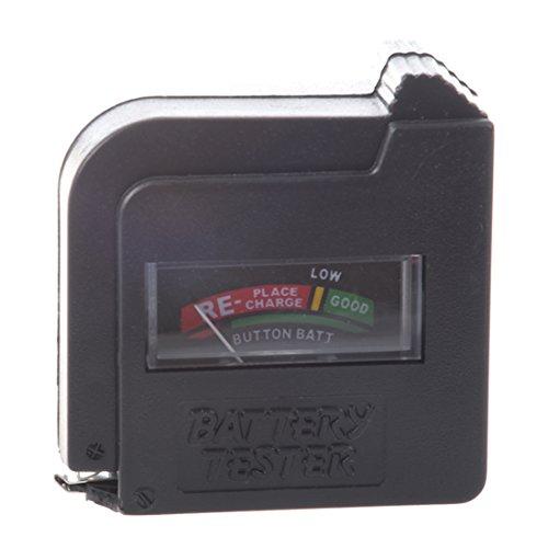 SODIAL(R) Compact facile a utiliser charge de la batterie Testeur
