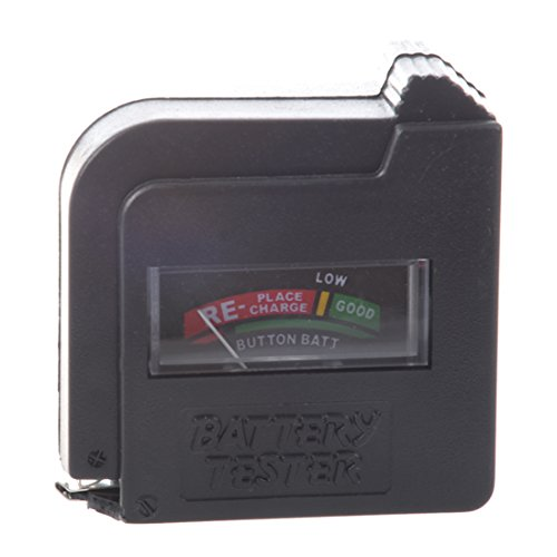 SODIAL Compact Battery Charge Tester product image