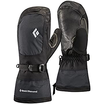 powerful Black Diamond Mercury Mitts Cold Weather Mittens
