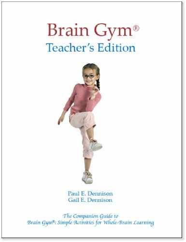 Pdf Teaching Brain Gym: Teacher's Edition