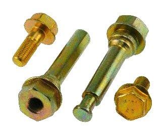 Disc Brake Caliper Guide Pin Kit Front,Rear Carlson 14155