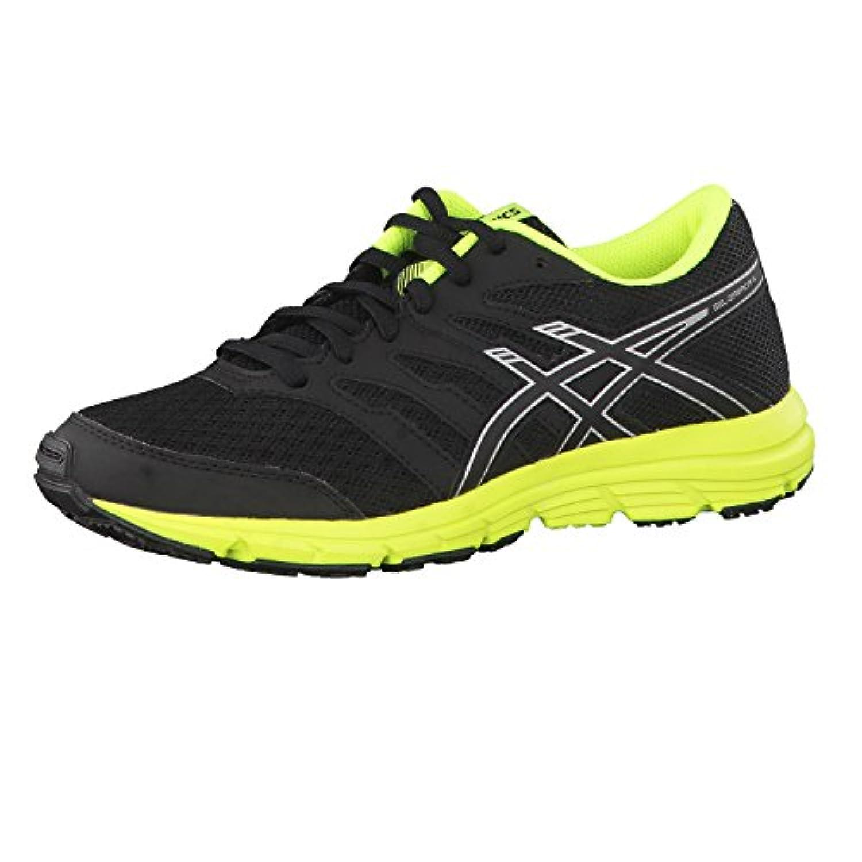 Asics Gel Zaraca 4 Gs C570N-1988 Kids Shoes Size: 2.5 UK