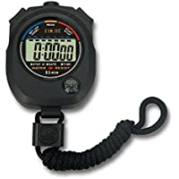 forfar 1pc cronómetro Nuevo caliente moda deportes Digital de mano segundos precisión Stop Running _ reloj tiempo Alarma contador temporizador