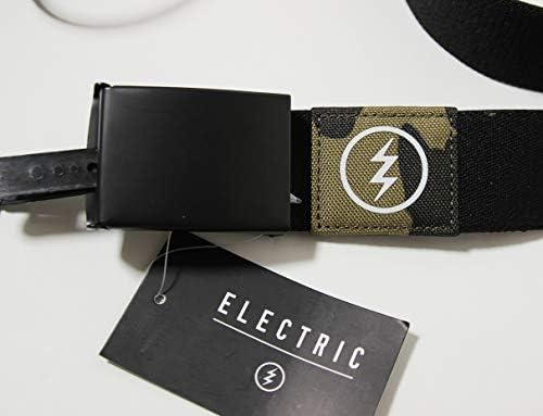 Electric(エレクトリック)ベルト ガチャベル GIベルト Gacha Belt Camo(カモフラージュ/迷彩)6362-Camo